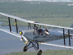 Tiger Moth Joy Rides Gold Coast QLD