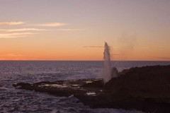 The Blowholes - north of Carnarvon, WA