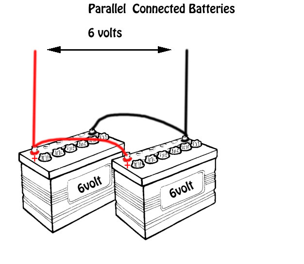 parallel batteries wiring multiple batteries 5 on wiring multiple batteries