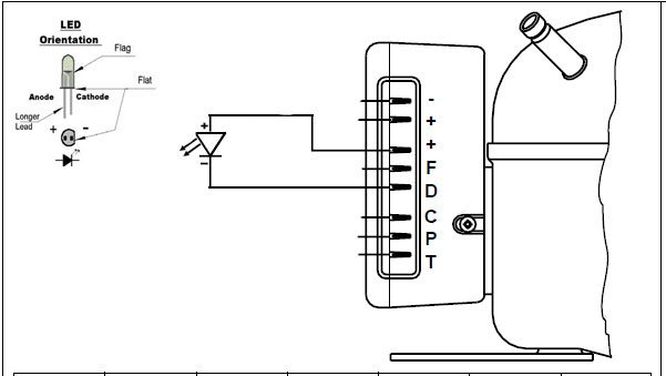 double door refrigerator  double door fridge thermostat wiring diagram